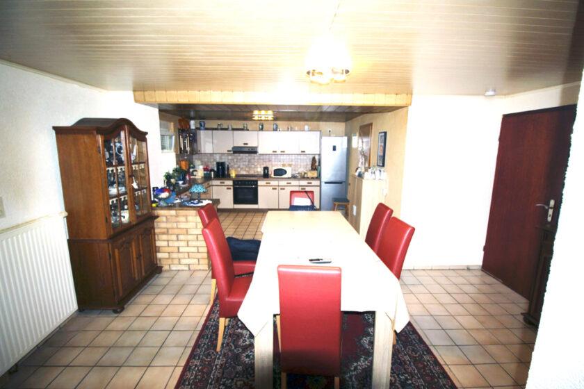 Küche-Essbereich