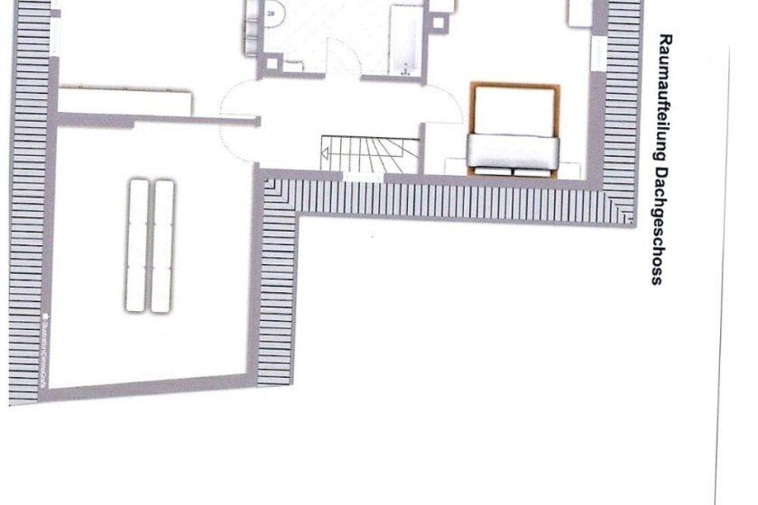 Grundriss Bobenheim Dachgeschoss